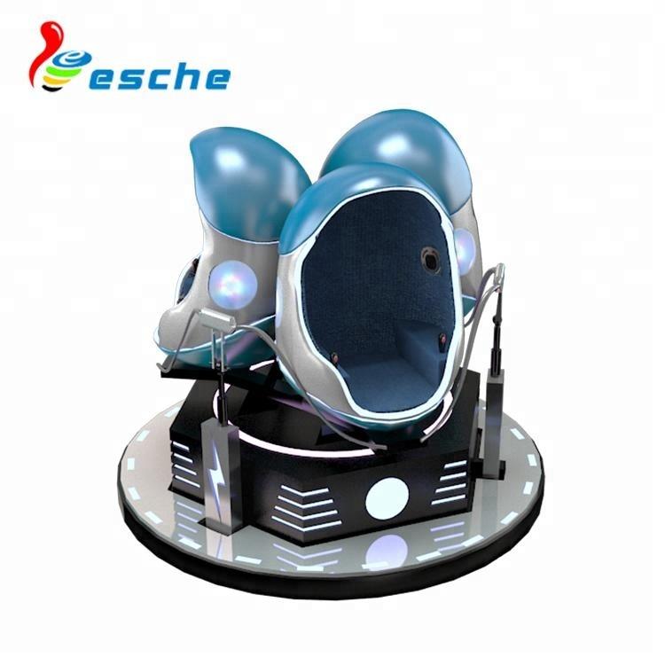 flight simulator chair 360 bedroom dfs vr degrees 9d egg 3 seats cinema buy