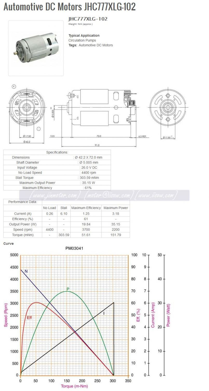 6v 12v Rs-380ph 10000 Rpm Small Variable Speed Electric