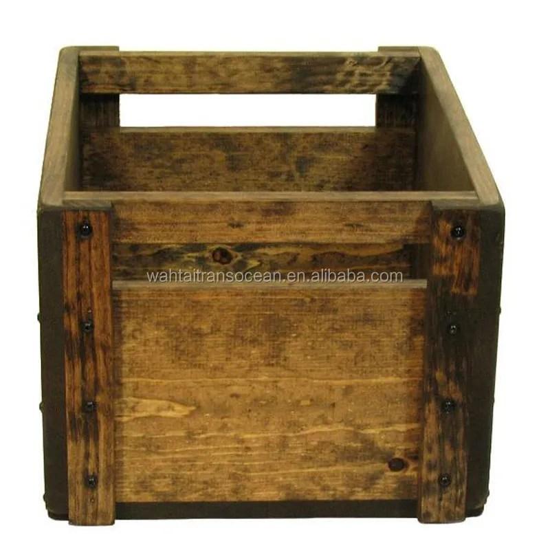 caisse en bois antique caisse bon marche 2019 offre speciale buy caisses a vin en bois utilisees caisse en bois de cadeau boite de rangement en bois
