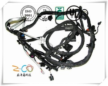 Custom Automotive Engine Wiring Harness Cable Assembly