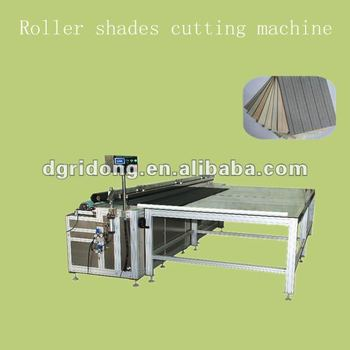 Roller Shades Cutting Table Cqj