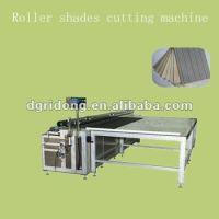 Roller Shades Cutting Table Cqj-32 - Buy Roller Blinds ...
