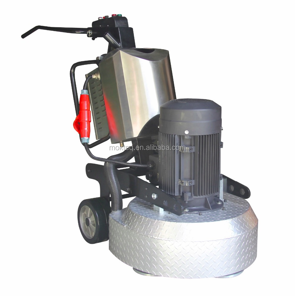 Function Of Htc Planetary Concrete Floor Grinder Polishing