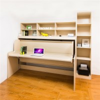Piano Bed Murphy Bed With Table For Children - Buy Kids ...