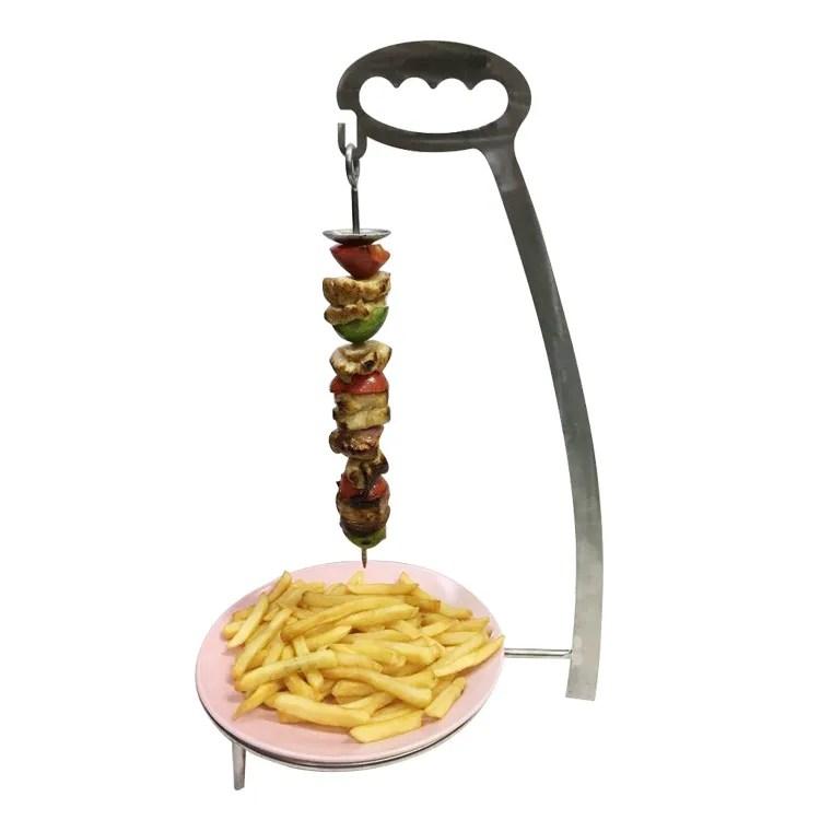 support de service de table barbecue yinger bbq support a fil pour brochettes de kebab support de espetada buy espetada stand outils de