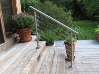 Stainless Steel Handrails For Outdoor Steps Exterior ...