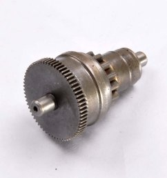 sunny gy6 50cc starter bendix clutch 139qmb scooter 49cc scooter moped atv parts [ 1000 x 1000 Pixel ]