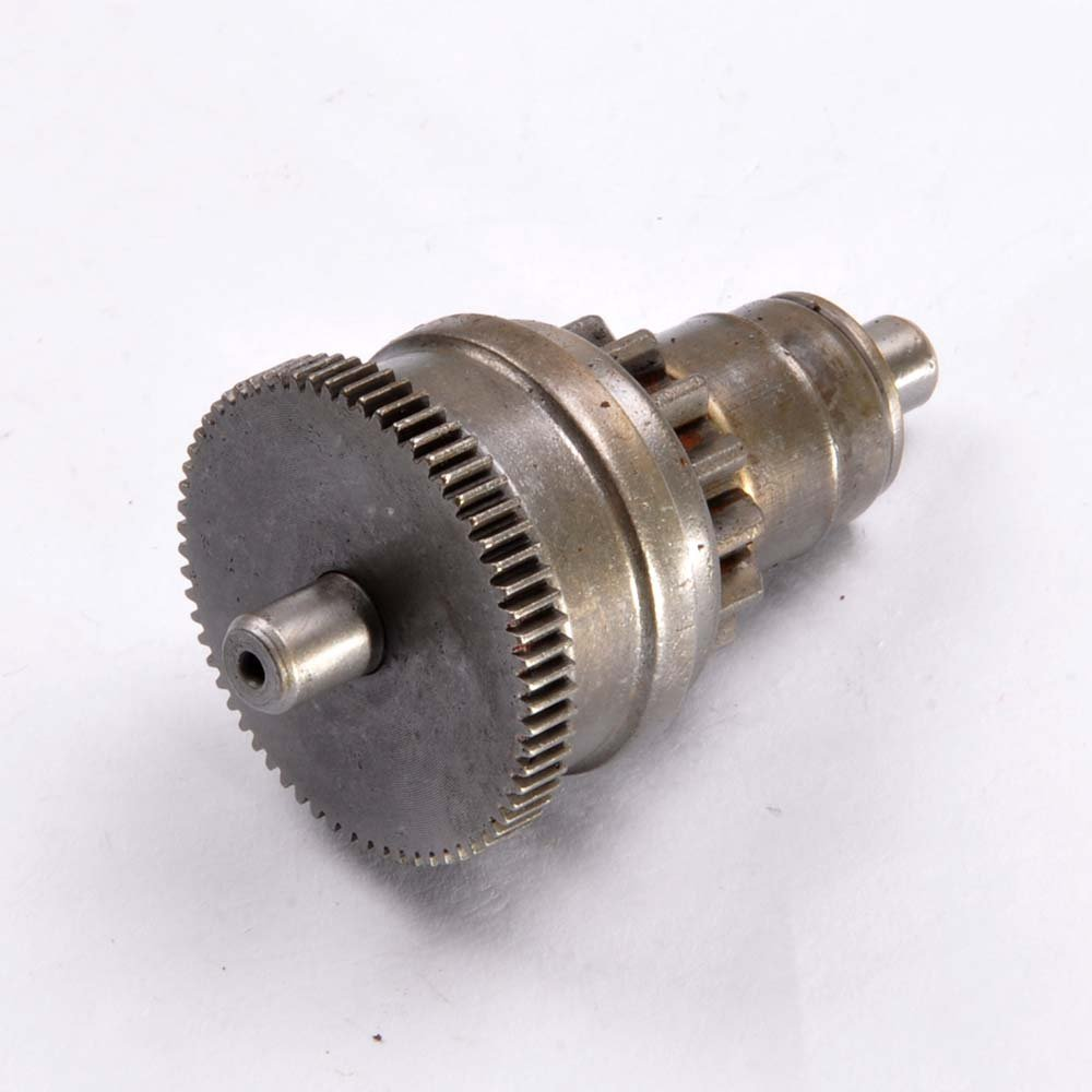 medium resolution of sunny gy6 50cc starter bendix clutch 139qmb scooter 49cc scooter moped atv parts