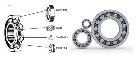 Inch Size Miniature Bearing R16 R16 2rs R16z With Size 25