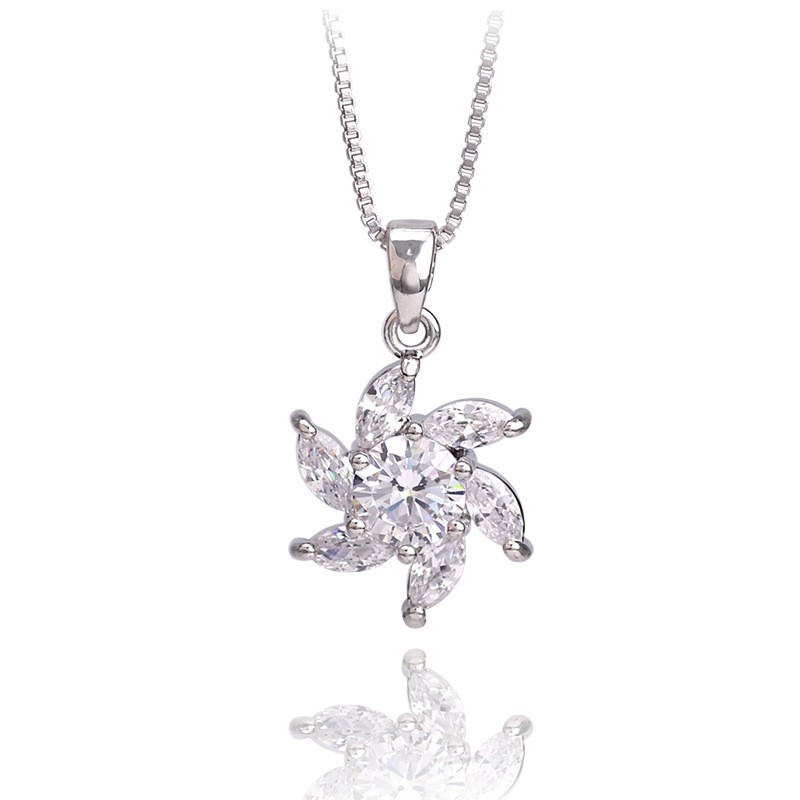 High Quality Sample Water Drop Jewelry Sets Necklace