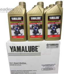 get quotations yamaha full synthetic snowmobile engine oil case 12 quarts lub 00w40 fs [ 1500 x 1500 Pixel ]