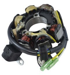 get quotations stator for yamaha yfb 250 timberwolf 1992 1993 [ 1500 x 1500 Pixel ]