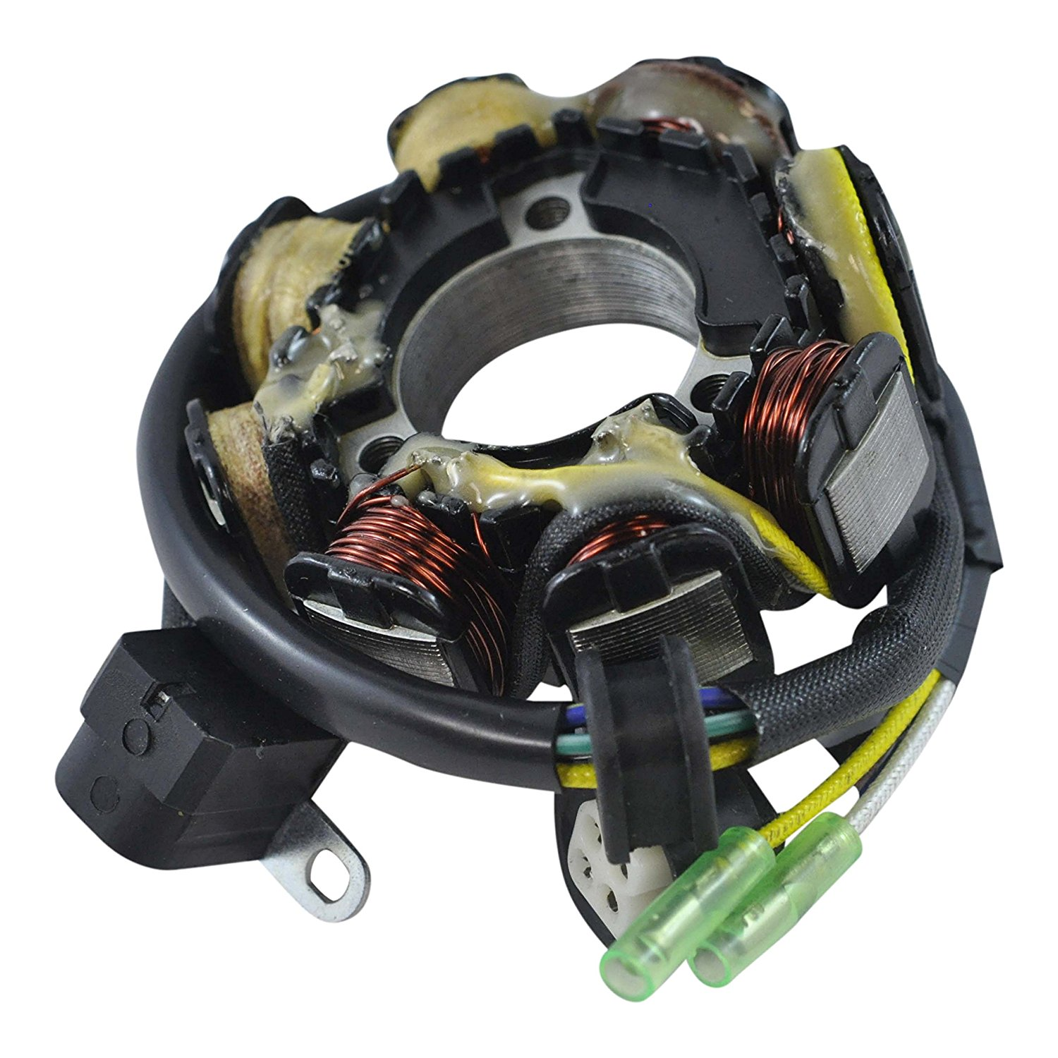 hight resolution of get quotations stator for yamaha yfb 250 timberwolf 1992 1993