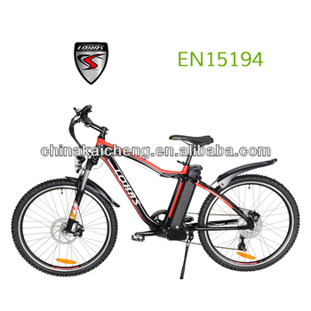 Ezip Load King Electric Exercise Bike 24v/36v/250w With Ce