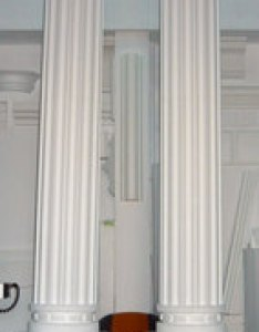 Styrofoam decorative columns with polymer cement coating also buy rh alibaba