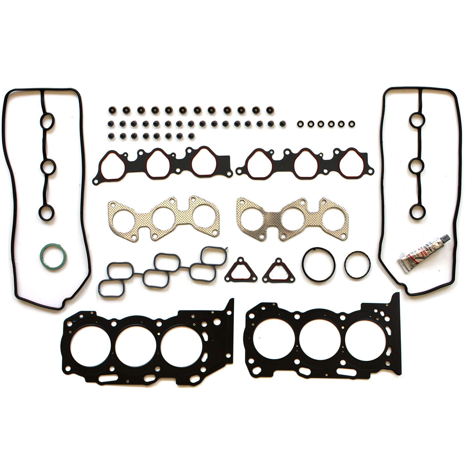 hight resolution of get quotations scitoo head gasket kit for 2003 2006 toyota tacoma 4runner tundra 4 0l dohc