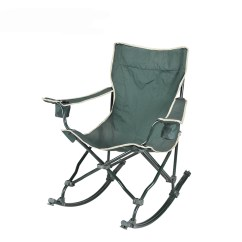 Giant Folding Chair Old Rocking Chairs New Arrival Promotional Ground Green Resin For Outdoor