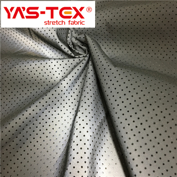 reflective function coated perforated
