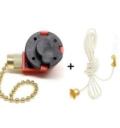 get quotations zing ear ze 268s1 ceiling fan switch 3 speed 4 wire ceiling fan switch [ 1000 x 1000 Pixel ]