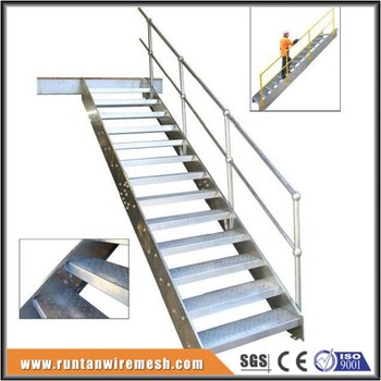 stair railing parts diagram 1969 ford f100 wiring galvanized outdoor fabricated commercial build metal stairs - buy product on ...