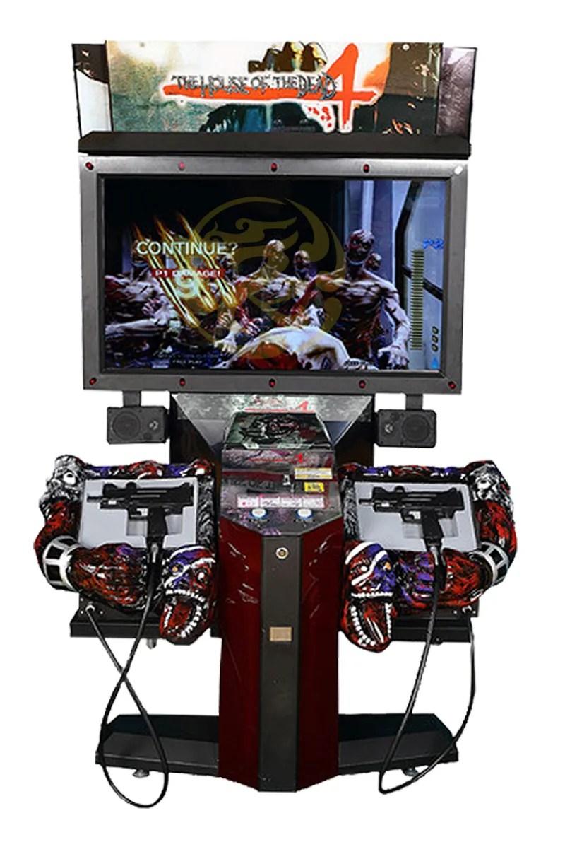 Jeux D Arme A Feu : Monnayeur, Simulateur, D'arme, Maison, Morts, Machine, D'arcade, Pistolet,Machine, Simulateur,Maison