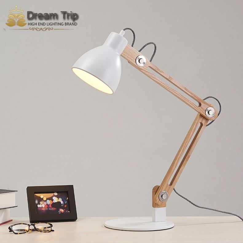 Intertek Lighting Parts Led Desk Lamp Portable With Electrical Outlet Reading Table Light Product On Alibaba Com