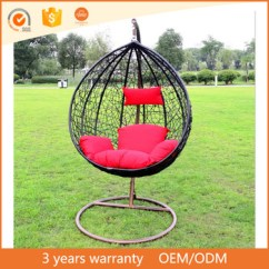 Marrakech Swing Chair Hanging Frame Outdoor Style Rattan Egg Pod