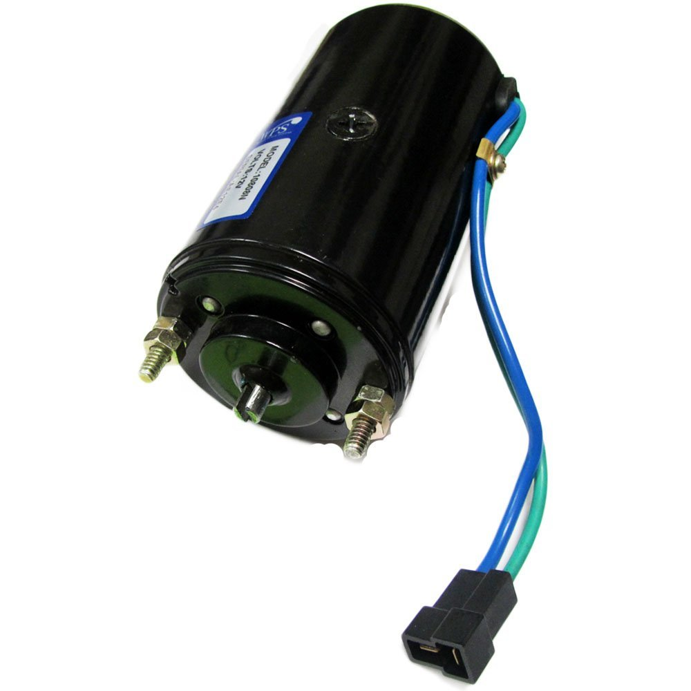 hight resolution of get quotations caltric tilt trim motor fits omc 65 79 2 wire connection new