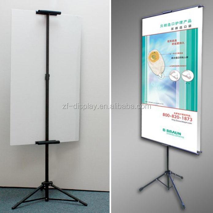 metal rack display stand