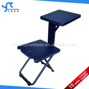 portable beach chair modern wire folding with side table buy
