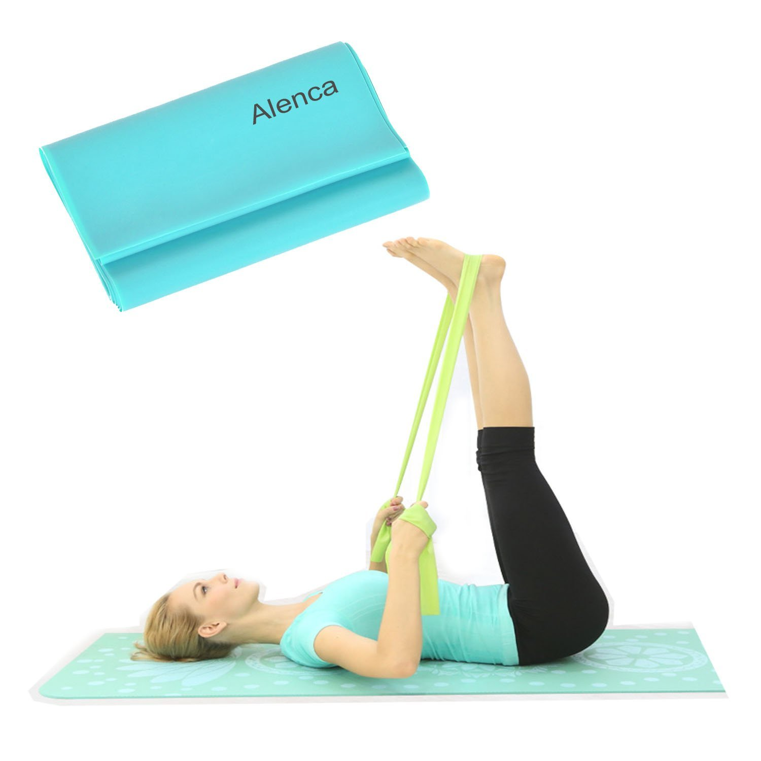 chair exercises for abs slip cover wing back cheap find deals on line at get quotations 1 rated yoga bands alenca fitness exercise equipment your home gym