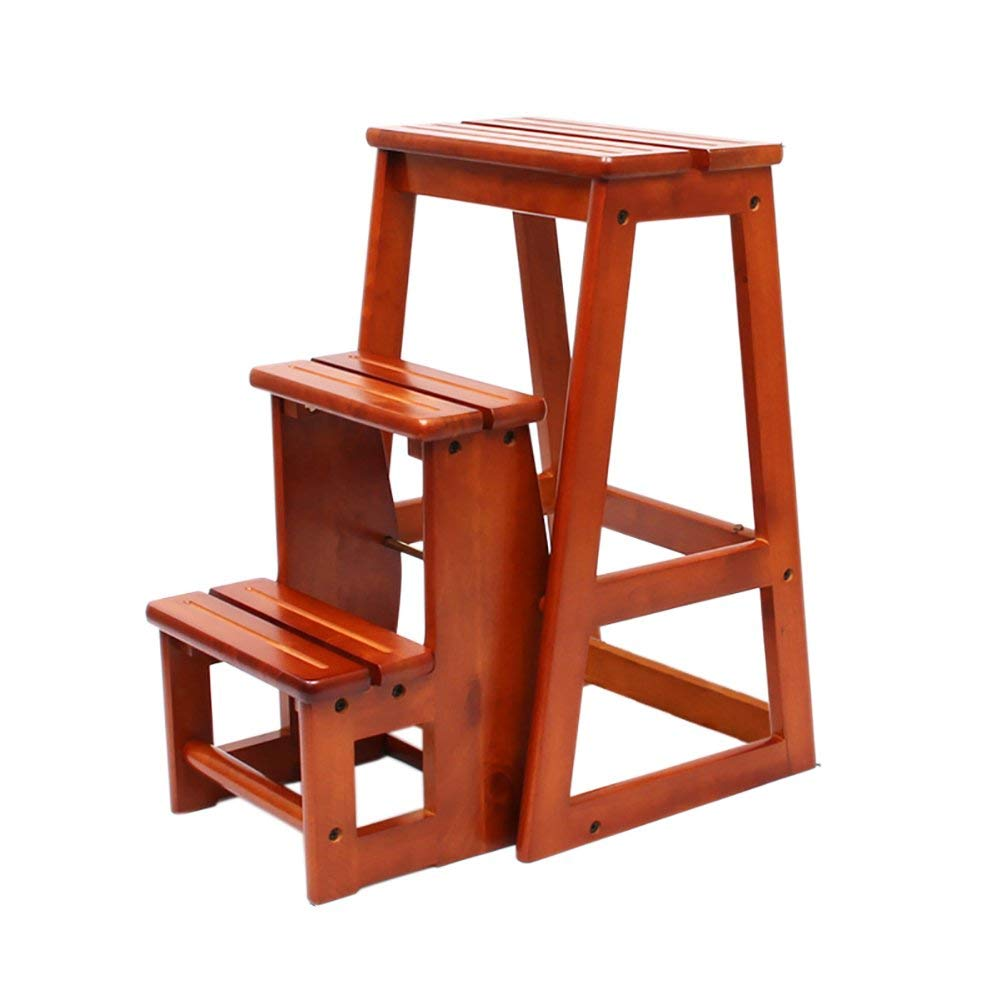 kitchen ladder mexican style cheap 3 step find deals on get quotations chair folding stool portable seat versatile home bathroom office furniture