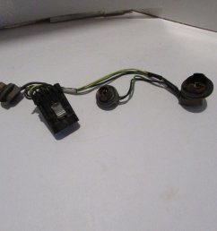 get quotations 06 13 chevy impala left tail light harness oem 6387 [ 1024 x 768 Pixel ]