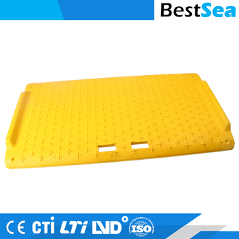 yellow wheelchair folding chair with arms portable ramp hdpe mobile buy