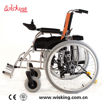 Image of: Amazon Lithium Battery Electric Foldable Wheelchair Wisking 1029b For Old People Vectorstock Lithium Battery Electric Foldable Wheelchair Wisking 1029b For Old
