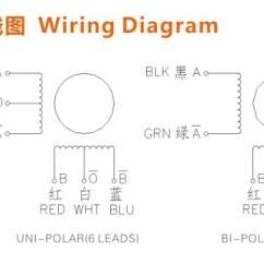 Cnc Router Wiring Diagram Thermo King V250 60mm Hybrid Nema 24 Stepper Motor Buy