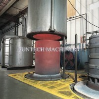 Batch Annealing Furnace (bell Type) For Steel Wire And
