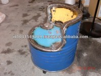 List Manufacturers of Oil Drums Furniture, Buy Oil Drums ...