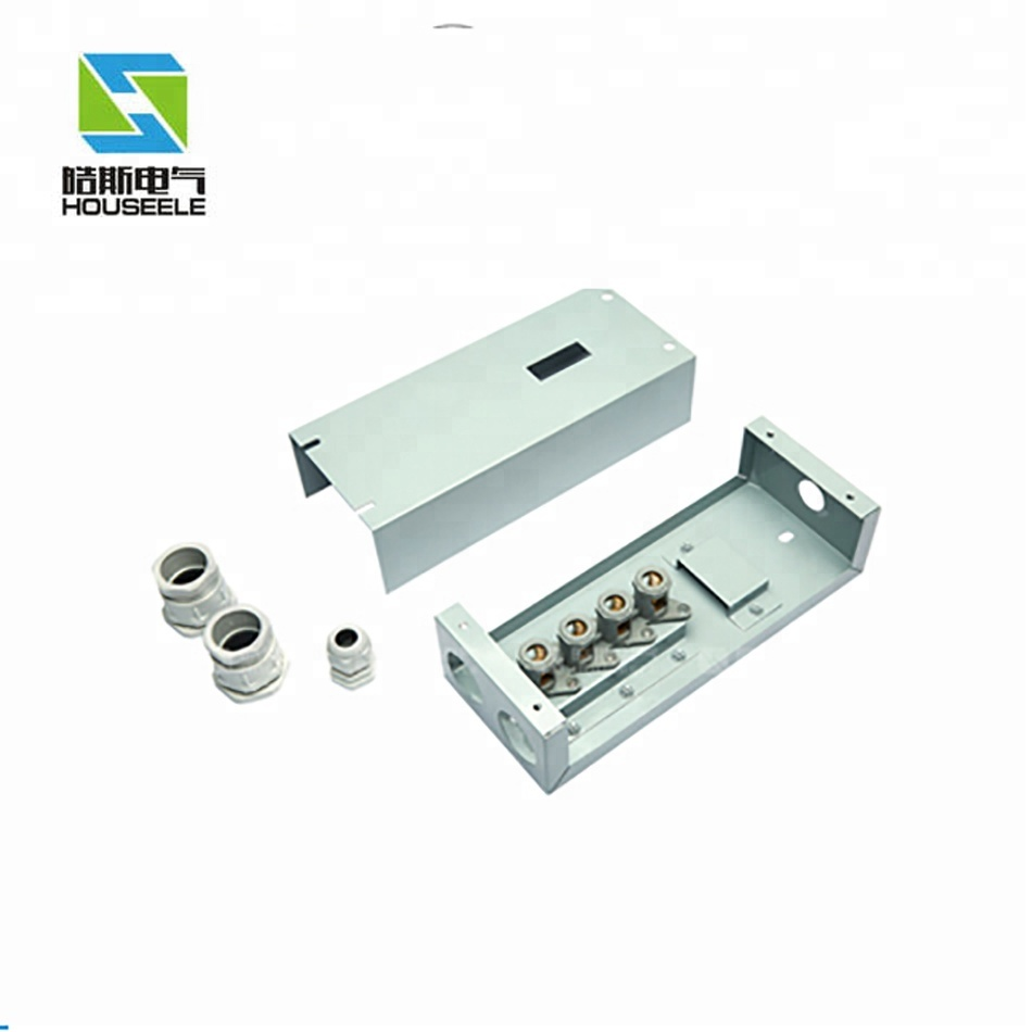 hight resolution of mfb series 35mm cable 1pole street lighting pole metal connection box metal fuse box
