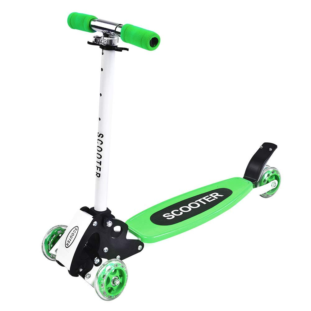 Buy Estink Kids Scooter. Foldable Height Adjustable 4 Wheel Scooter for Children Kids Girls Boys Gift in Cheap Price on Alibaba.com