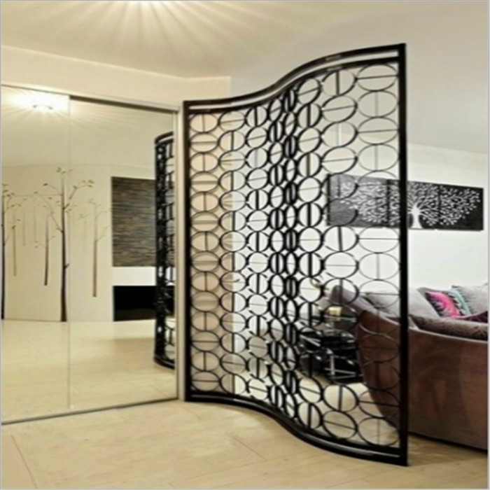 Chinese Style Foldable Metal Frame Panel Inflatable Wall