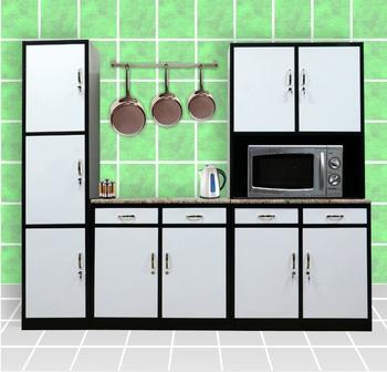 cheap kitchen cabinet sets walnut cabinets complete metal set aluminium