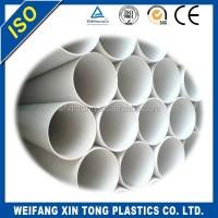 Antistatische PVC pijp voor drainage