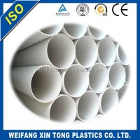 Antistatische PVC pijp voor drainage-plastic buizen ...