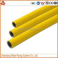 Yellow Hdpe Gas Pipe Roll,Polyethylene Plastic Pipe 1/2 ...