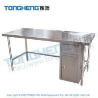 Stainless Steel Work Table With Drawer - Buy Work Tables ...