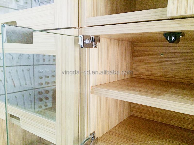 Plastic Magnetic Push Open Door Catch Cabinet Door Latch