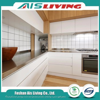 kitchen cabinets prices stainless steel prep table cheap melamine modular in kerala aiski 76