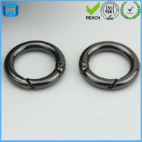 Wholesale Thin Purse Making Hardware O Rings Spring ...