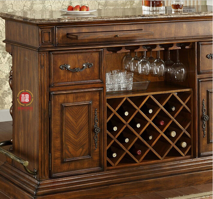 Federal Clsico Bar De Madera Muebles Para El Hogar Ae201  Buy Barra De BarBar De Madera Wth Marbler SuperficieFederal Clsico Bar Product